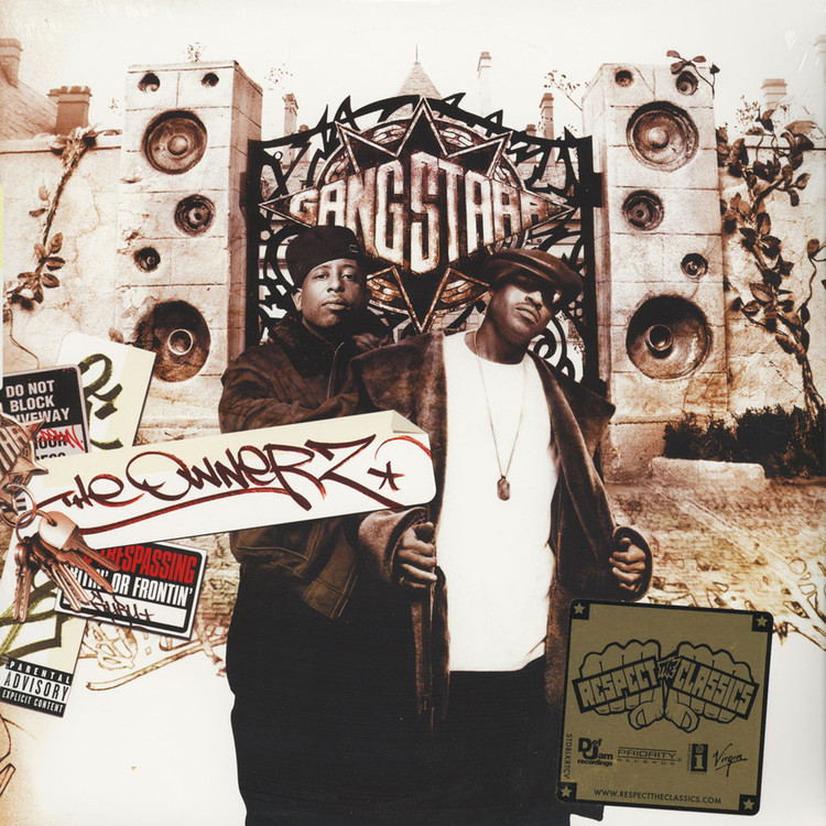 Gang Starr - The Ownerz [3LP]