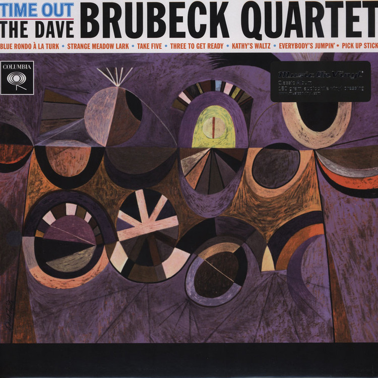 The Dave Brubeck Quartet - Time Out [LP]