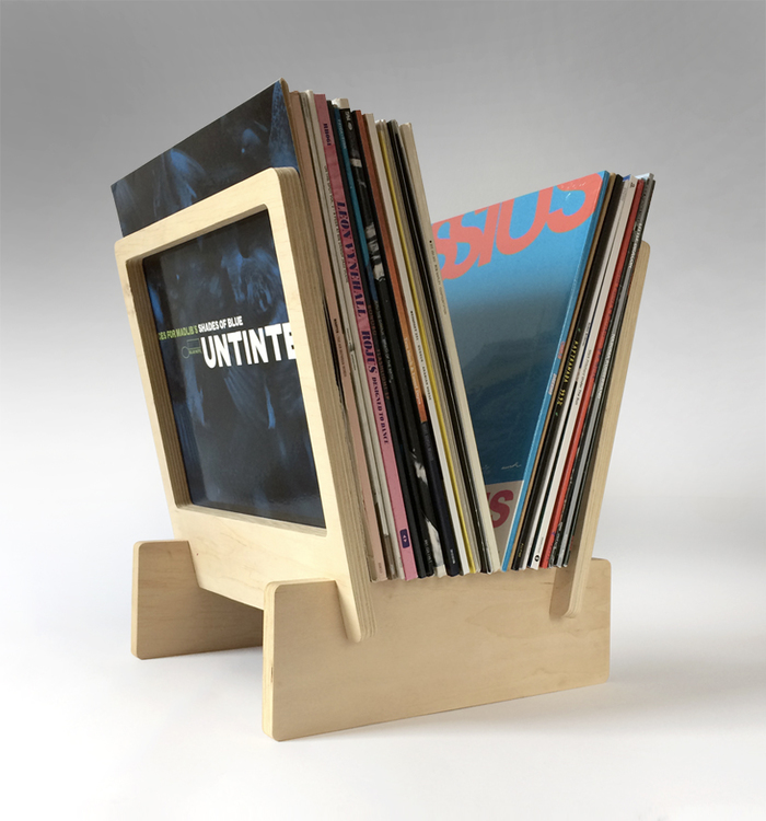 Vinyl Record Stand - Sounds Good [pakiet]