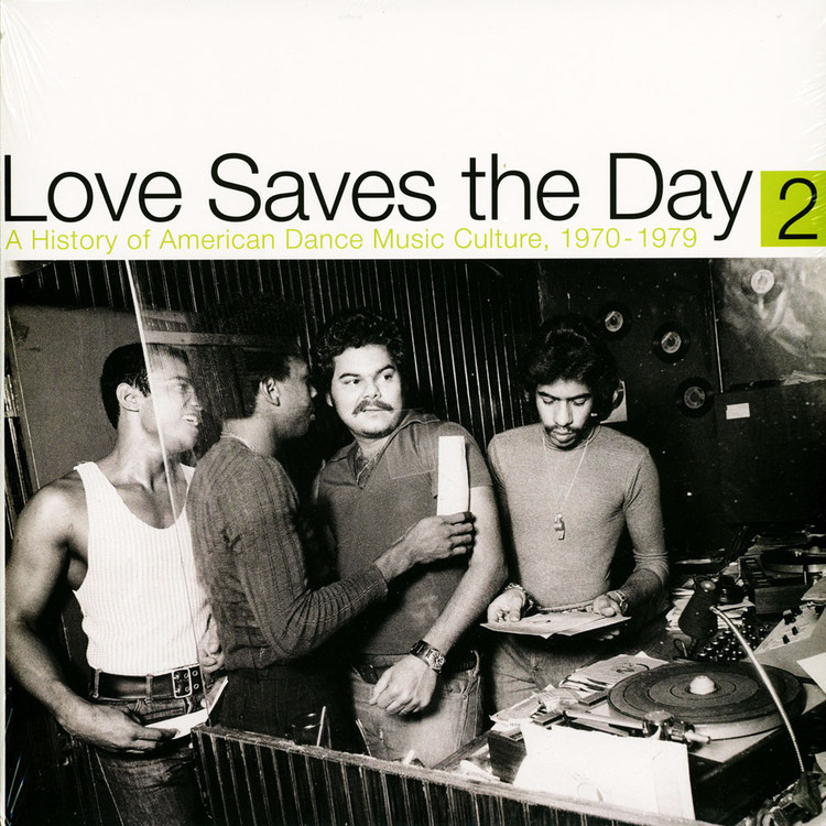 VA - Love Saves The Day: History Of Dance Music 1970-1979 Part 2 [2LP]