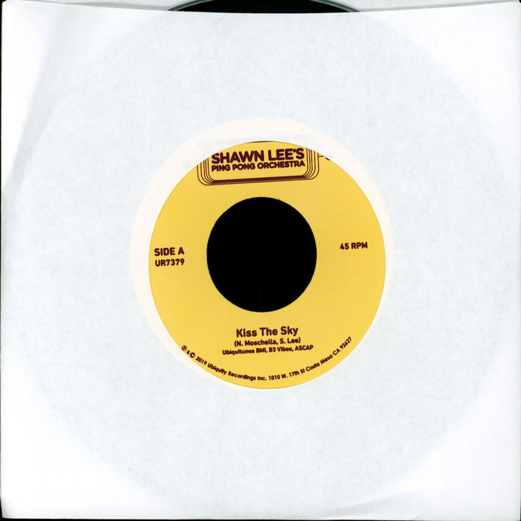 "Shawn Lee - Kiss The Sky [7""]"