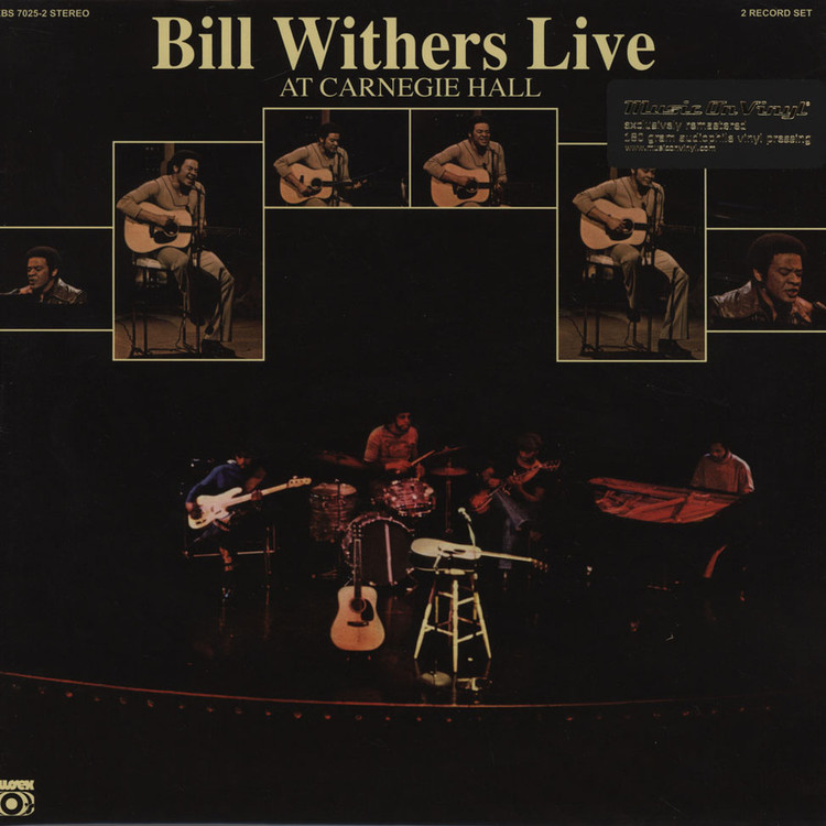 Bill Withers - Live At Carnegie Hall [2LP]