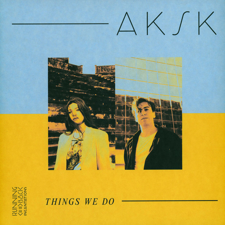 AKSK - Things We Do [LP]