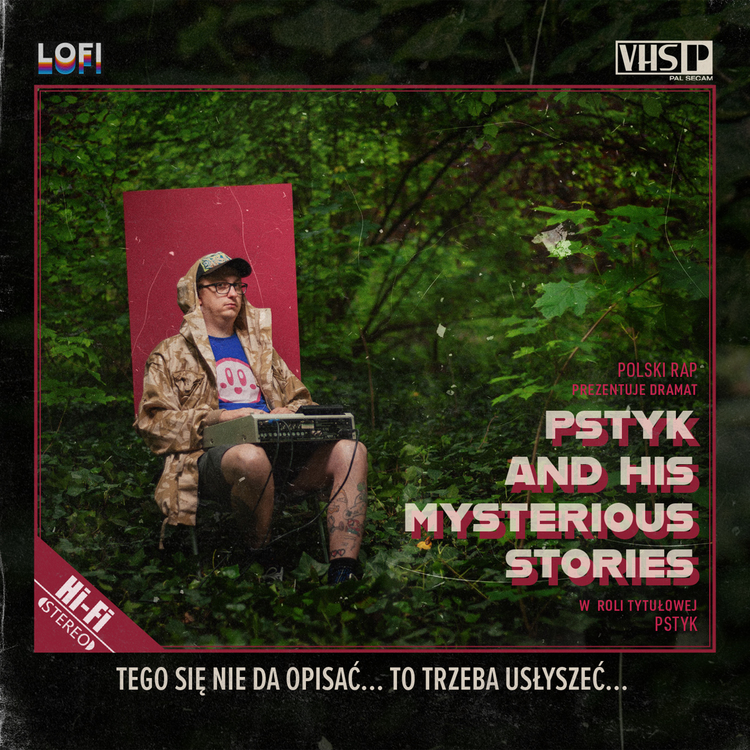 Pstyk - Pstyk And His Mysterious Stories [digital]
