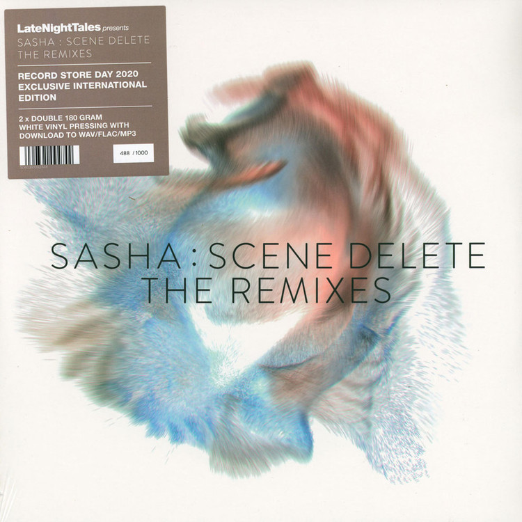 Sasha - Scene Delete : The Remixes (White Vinyl Edition) (RSD) [2LP]