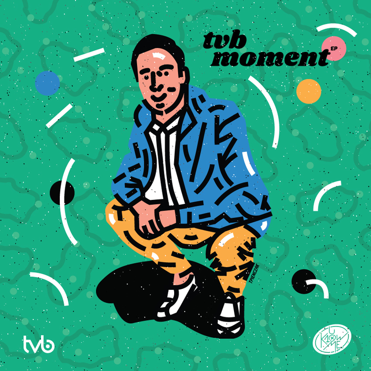 "TVB - Moment EP (Black  Vinyl) [10""]"