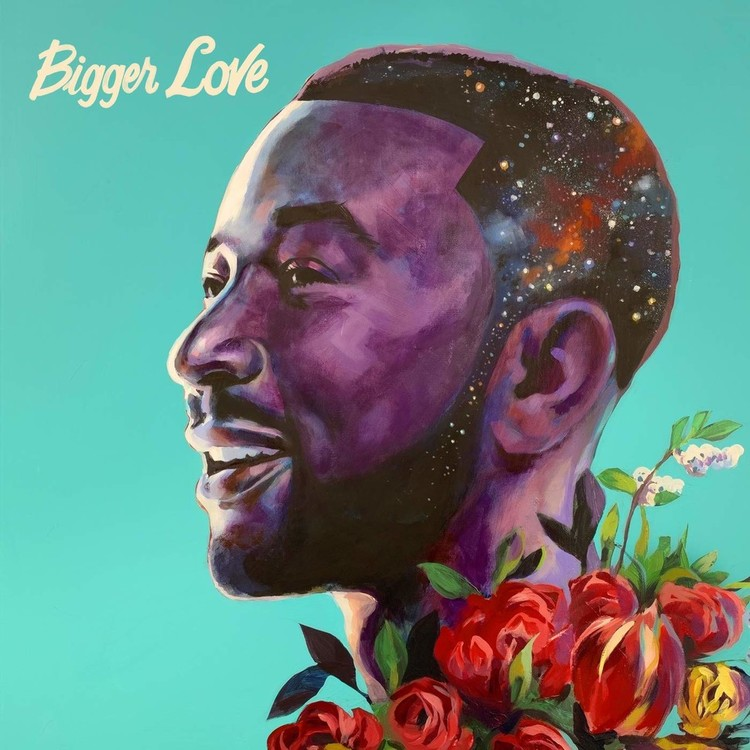 John Legend - Bigger Love [2LP]