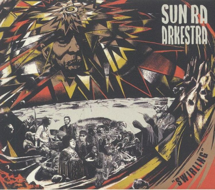 Sun Ra - Swirling [CD]