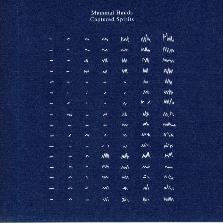 Mammal Hands - Captured Spirits [CD]