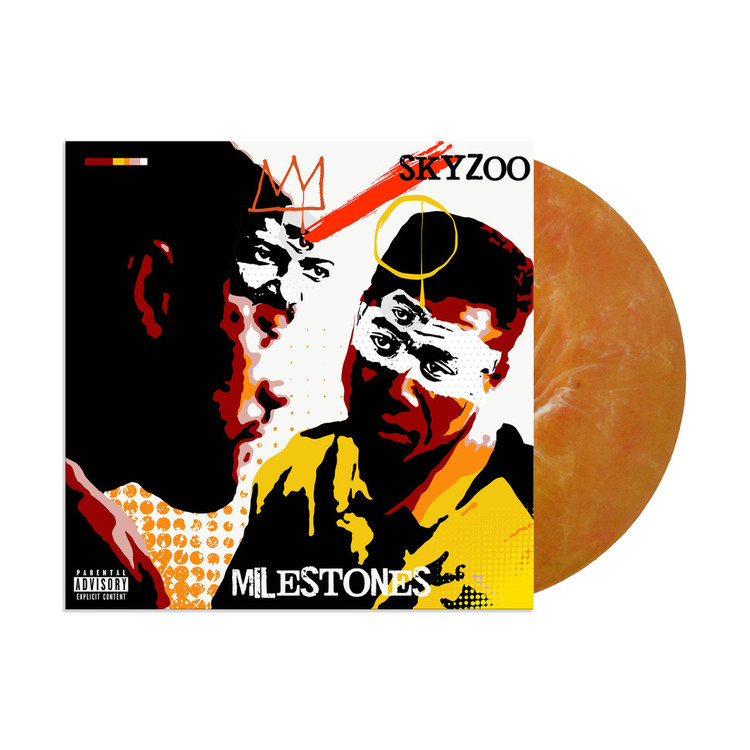 Skyzoo - Milestones (Colored Vinyl Edition) [LP]