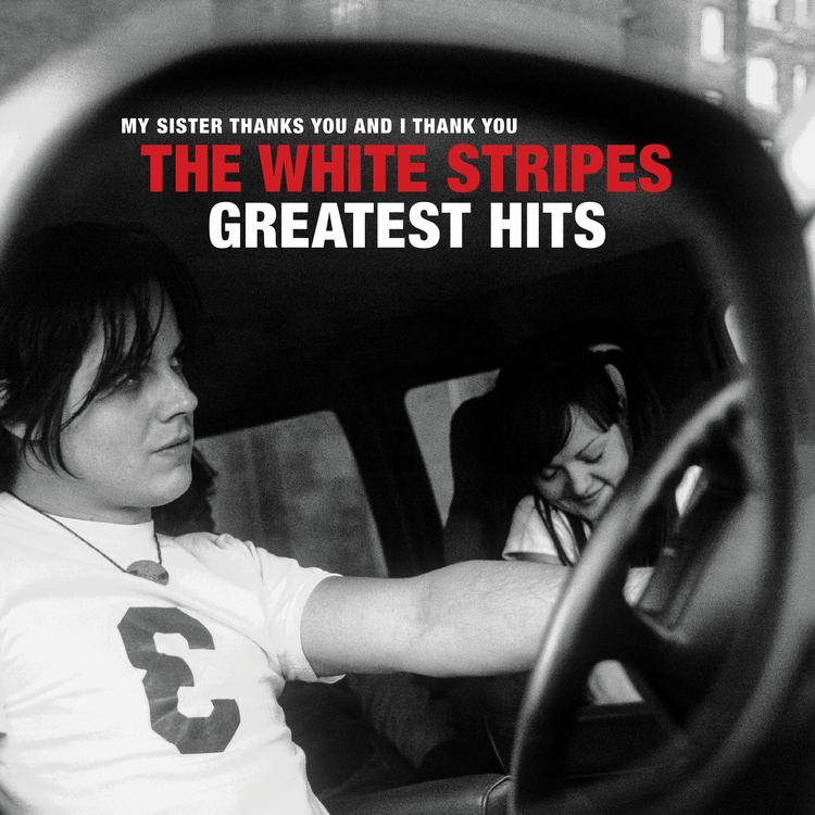 The White Stripes - Greatest Hits [CD]