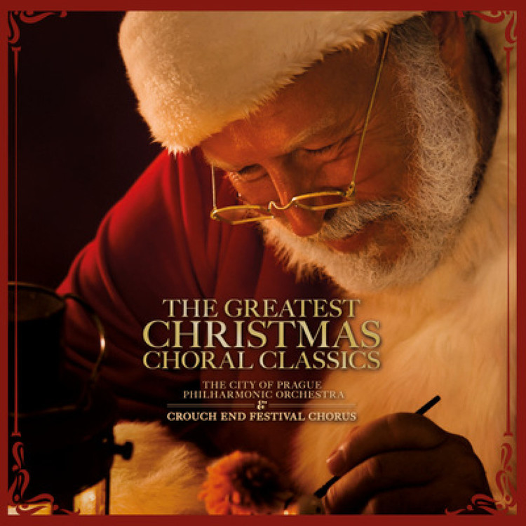 The City Of Prague Philharmonic Orchestra - The Greatest Christmas Choral Classics [2LP]