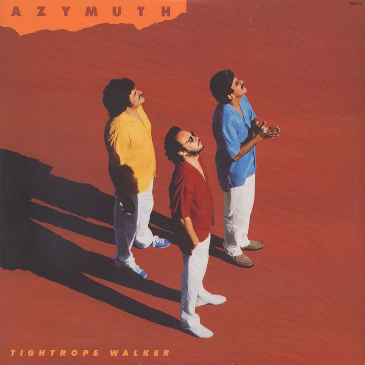 Azymuth - Tightrope Walker [LP]