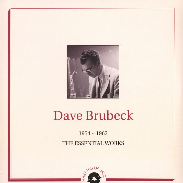 Dave Brubeck - The Essential Works 1954-1962 [2LP]
