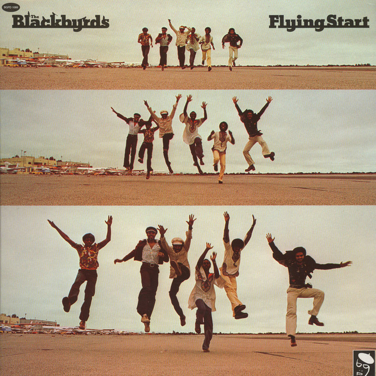 Blackbyrds - Flying Start [LP]