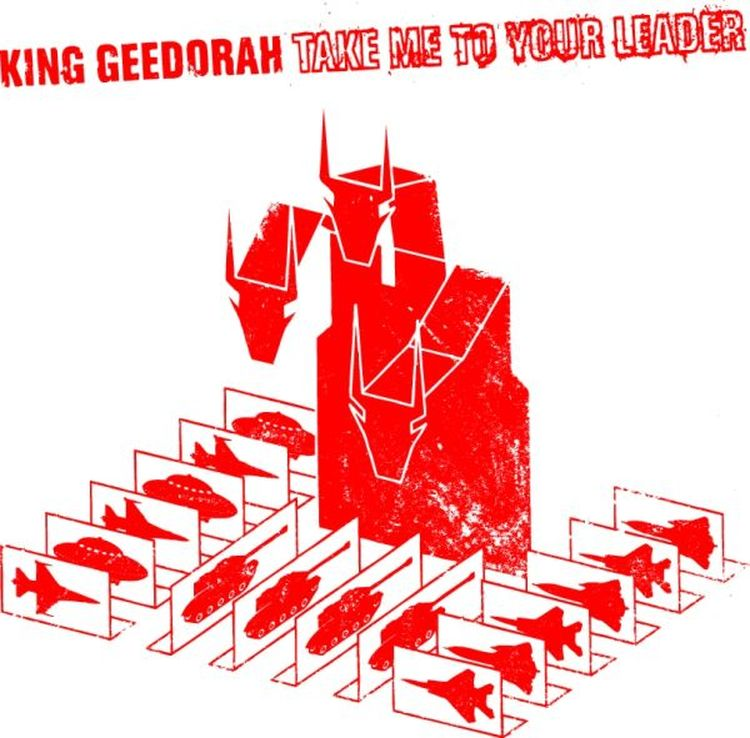 King Geedorah - Take Me To Your Leader [CD]