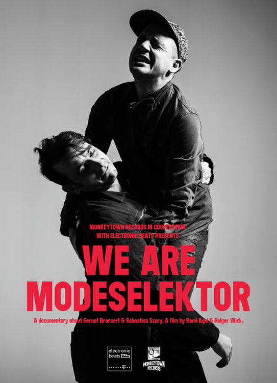 Modeselektor - We Are Modeselektor [BRD]