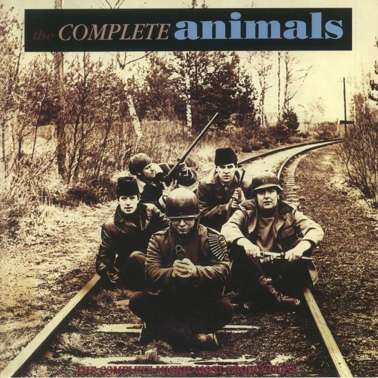 The Animals - The Complete Animals (Blue Vinyl) [3LP]