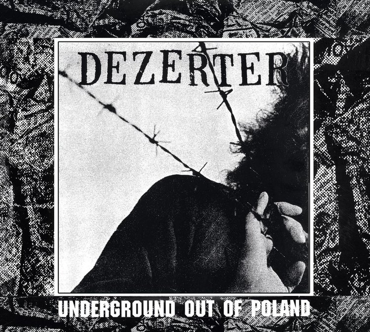 Dezerter - Underground Out Of Poland [CD]