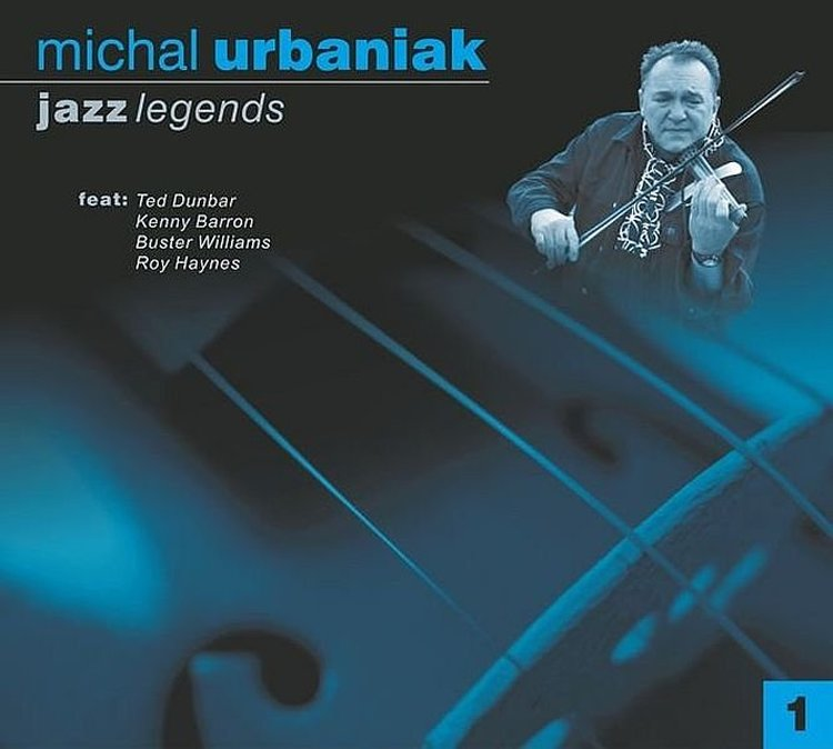 Michał Urbaniak - Jazz Legends cz.1 [LP]