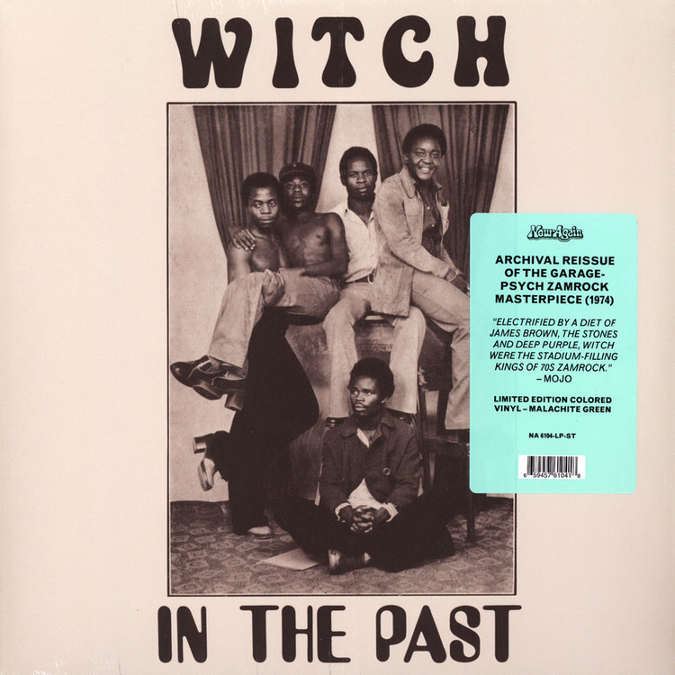 Witch - In The Past (Limited Malachite Green Vinyl) [LP]