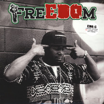 Ed O.G - FreEDOm (Red Vinyl Edition) [LP]