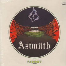 Azymuth - Azimuth [LP]