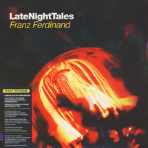 Franz Ferdinand - Late Night Tales (2LP+MP3/180g/Gatefold) [2LP]
