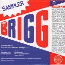 "Brian Briggs - Selected Music From The Album Brian Briggs [12""]"