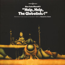 Suzanne Ciani - Help, Help, The Globolinks! [LP]