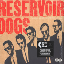 VA - Reservoir Dogs OST (Back To Black Edition) [LP]