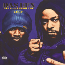 Das EFX - Straight From The Vault [LP]