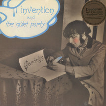 Daedelus - Invention & The Quiet Party (15 Year Anniversary Colored Vinyl Edition) [2LP]