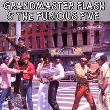 Grandmaster Flash & The Furious Five - The Message [LP]