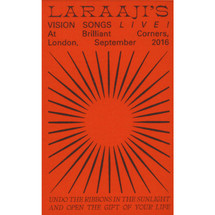 Laraaji - Vision Songs Live At Brilliant Corners [kaseta]