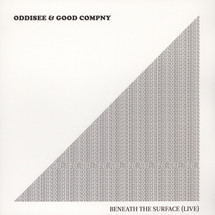 Oddisee & Good Company - Beneath The Surface - Live (Colored Vinyl Edition) [LP]