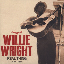 "Willie Wright - Real Thing Parts 1 & 2 [7""]"
