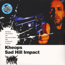 Kheops - Sad Hill Impact [3LP]