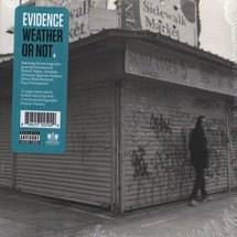 Evidence - Weather Or Not [CD]