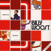 "Billy Woost - Vibrations [12""]"