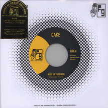 "Cake - Make Up Your Mind/ Let Your Body Go [7""]"