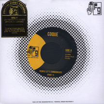 Coque - People Let