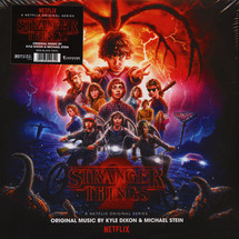 Kyle Dixon - Stranger Things OST - Season 2 (Black Vinyl Edition) [2LP]