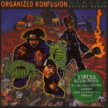 Organized Konfusion - Stress: The Extinction Agenda (Deluxe Redux) [2CD]