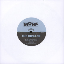 "The Turbans - Baba Ganooz/ Lost My Mind [7""]"