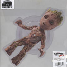 "The Sneepers/ Tyler Bates - Guardians Of The Galaxy Vol. 2 OST (Baby Groot Picture Disc) [7""]"