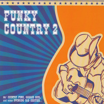 VA - Funky Country Vol.2 [LP]