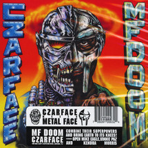 Czarface (Inspectah Deck & 7L & Esoteric) - Czarface Meets Metal Face [CD]