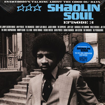 VA - Shaolin Soul Episode 3 [2LP+CD]