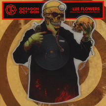 "Dr. Octagon - Blue Flowers Prince Paul Remix (Custom Shaped Picture Disc) [7""]"